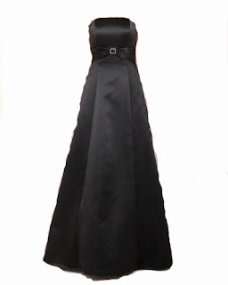 Prom Black Long Dress