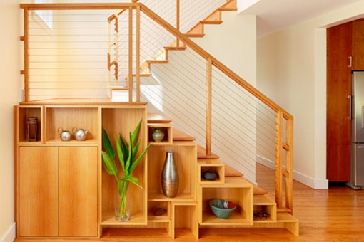 New Home Designs Latest Modern Homes Under Stairs