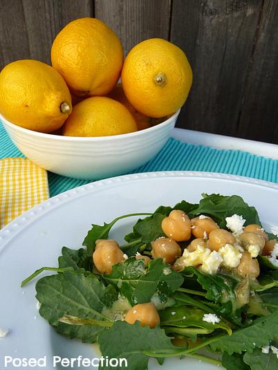 Lemony Vinaigrette
