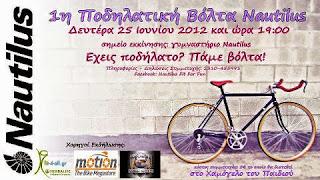 Ποδηλατοβόλτα στην Θεσσαλονικη