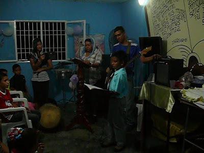 Niño Predicador Ángel Núñez Lozada – Edad 8 años