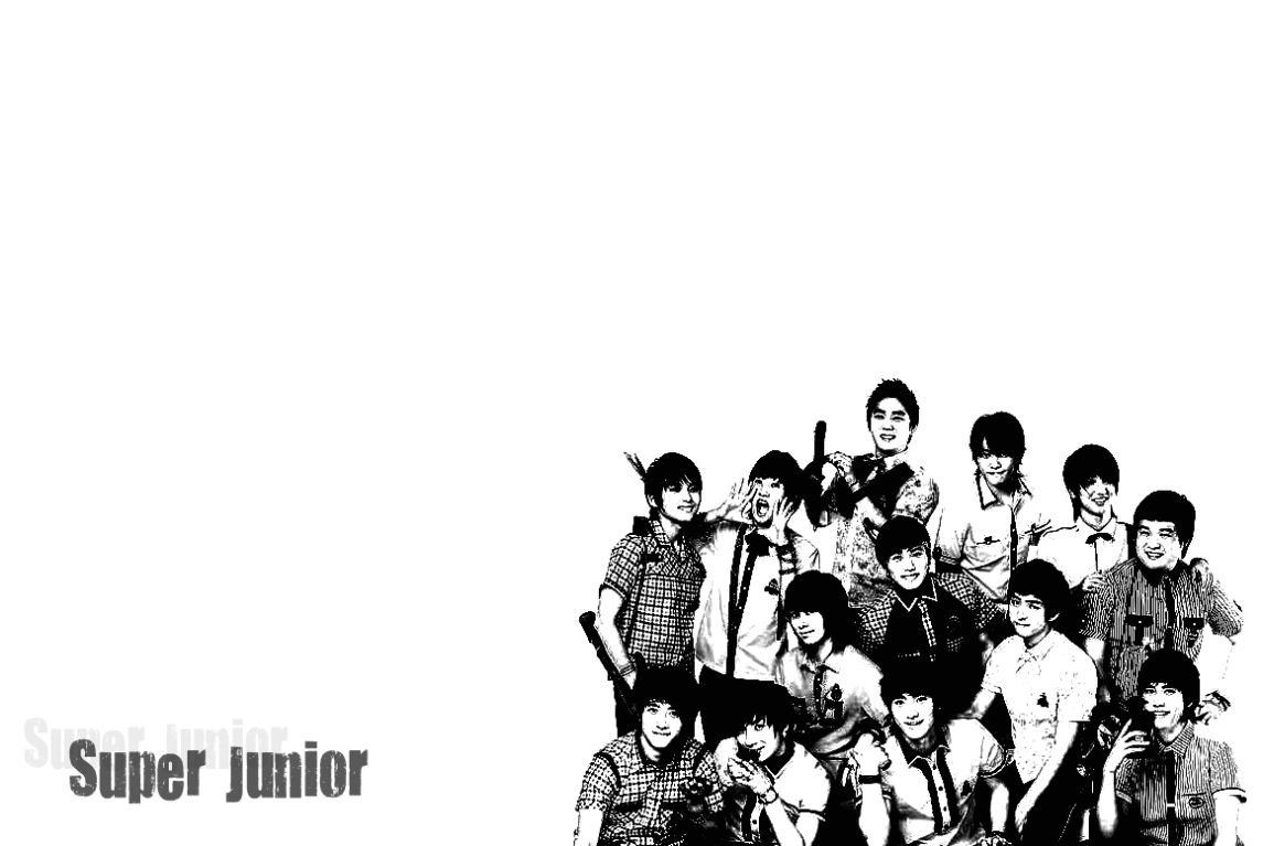 Super Junior  Super Junior Wallpaper
