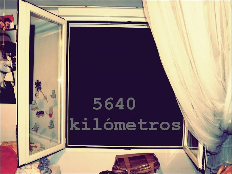 5640 Kilómetros