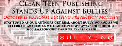 Author Sandy Goldsworthy talks about The Bullying Epidemic