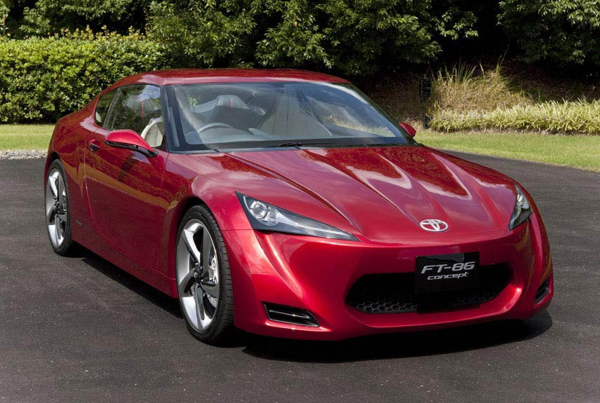 Toyota Ft1 For Sale