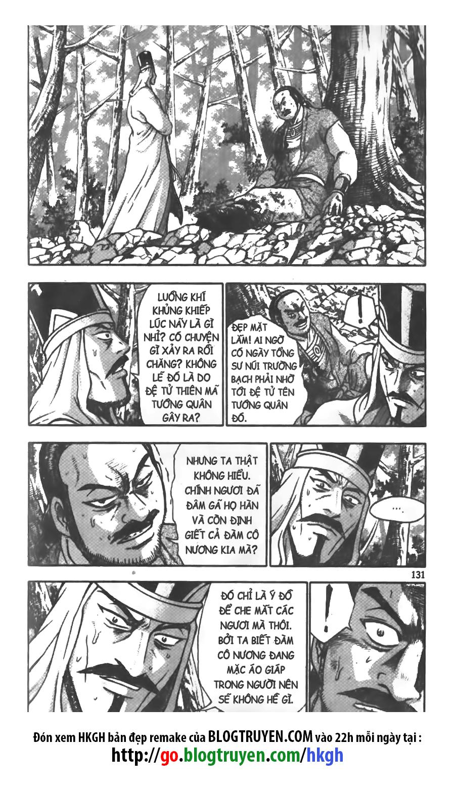 Hiệp Khách Giang Hồ chap 329 page 22 - IZTruyenTranh.com