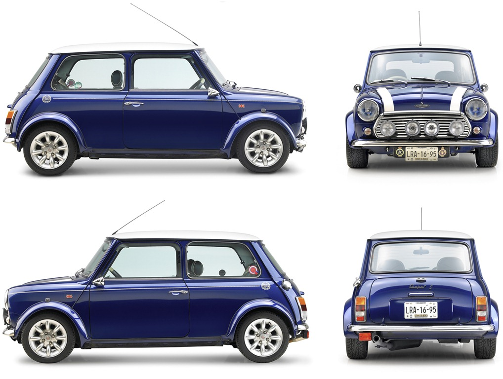 life change car of the week mini cooper the real one. Black Bedroom Furniture Sets. Home Design Ideas