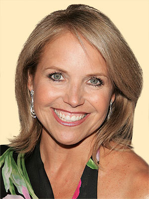 All did katie couric get a boob job think