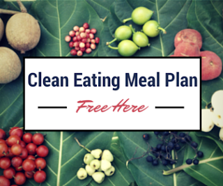 FREE 5 Day Clean Eating Meal Plan here