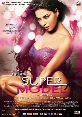 Watch Super Model (2013) Hindi Full Movie Watch Online for Free Download