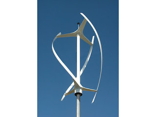 Kincir Angin Tercanggih di Dunia