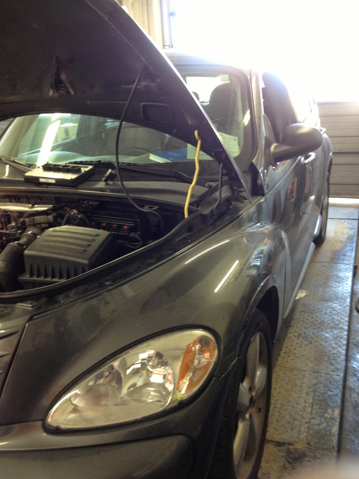 JWR Automotive Diagnostics 2004 Chrysler PT Cruiser