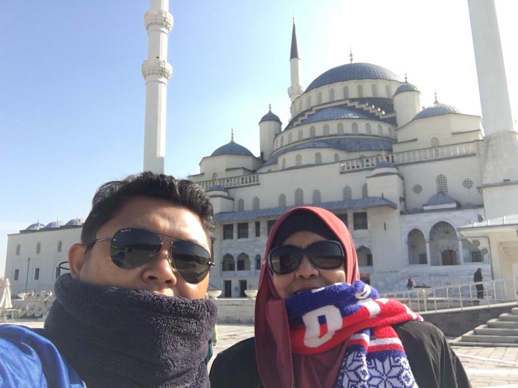 Ankara, April 2019