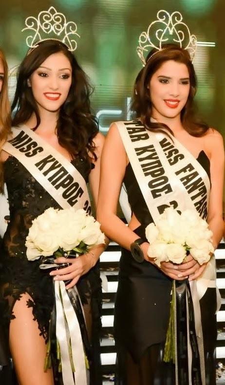 Miss Cyprus 2013/2014