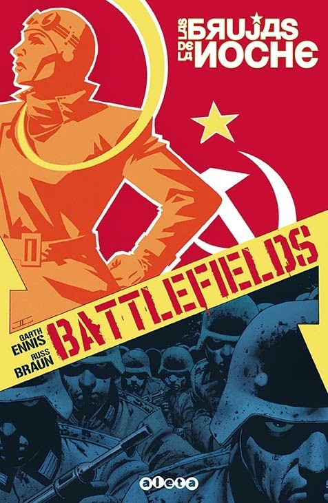 Battlefields - Garth Ennis - Russ Braun