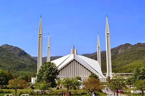 Masjid Faisal Islamabad – Pakistan