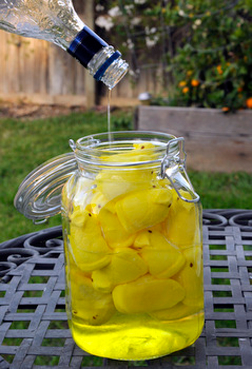 How to make easter sunday a fun day with peep infused for Fun cocktails with vodka