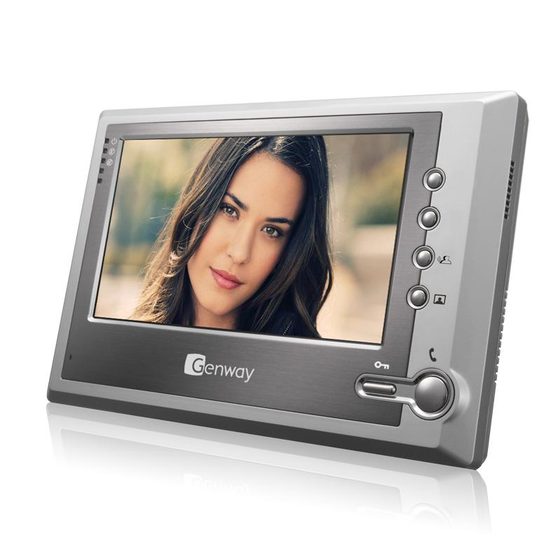 Read more »  sc 1 st  ABB Genway & Genway® Doorphones Video Door Phones Intercoms Access System™u200e