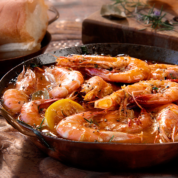 Roux, Simple Cajun Recipes Cookbook: Louisiana Style BBQ Shrimp