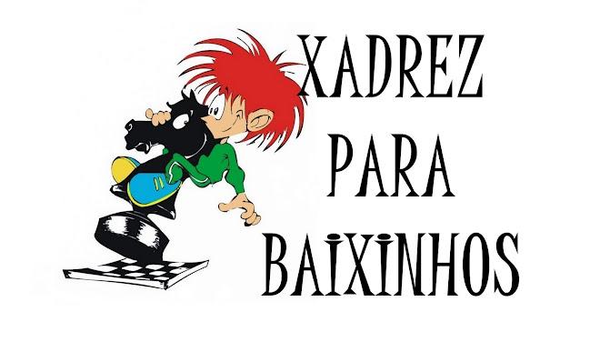 XADREZ PARA BAIXINHOS