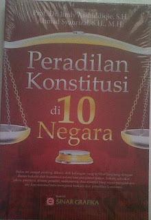 Peradilan Konstitusi di 10 Negara