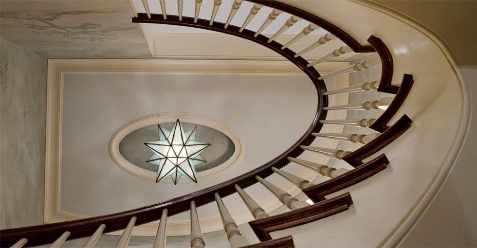 Double Height Hall Lighting Lookbook Charles Edwards