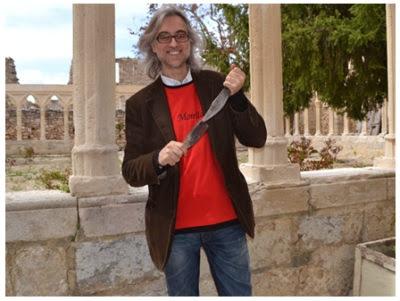 Víctor Amela i els últims càtars a Morella