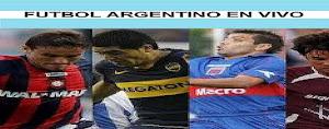 FUTBOL ARGENTINO ENVIVO
