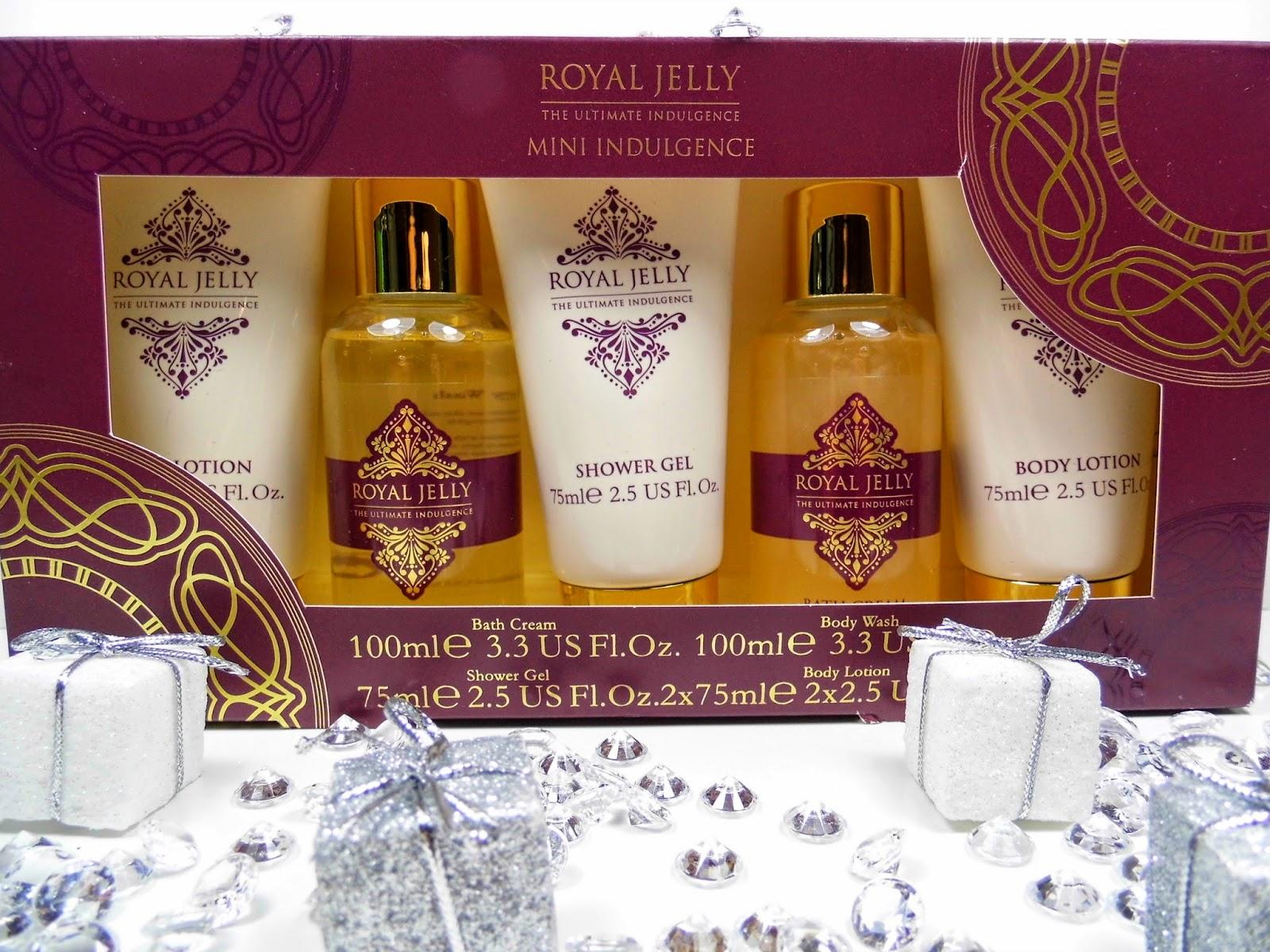royal jelly mini indulgence gift set christmas gift guide 10 under