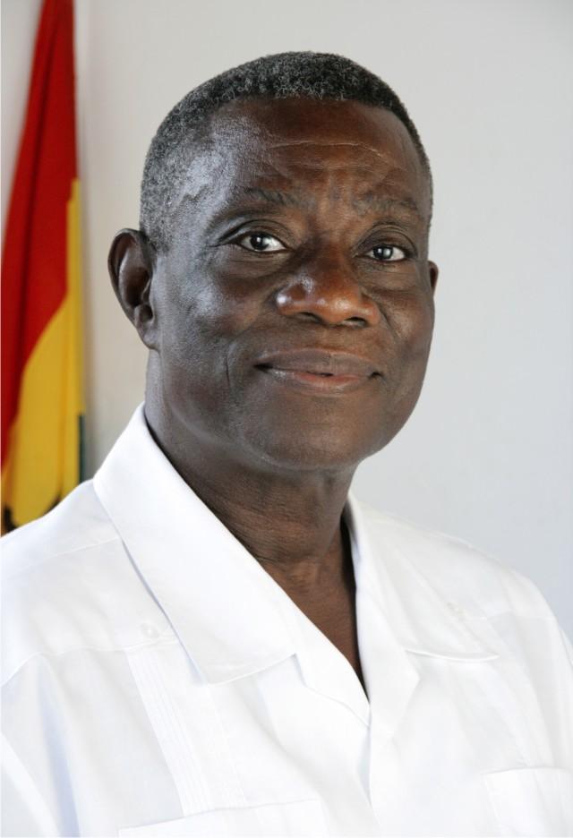 yaW owusU's villagE: Mills On The Spot