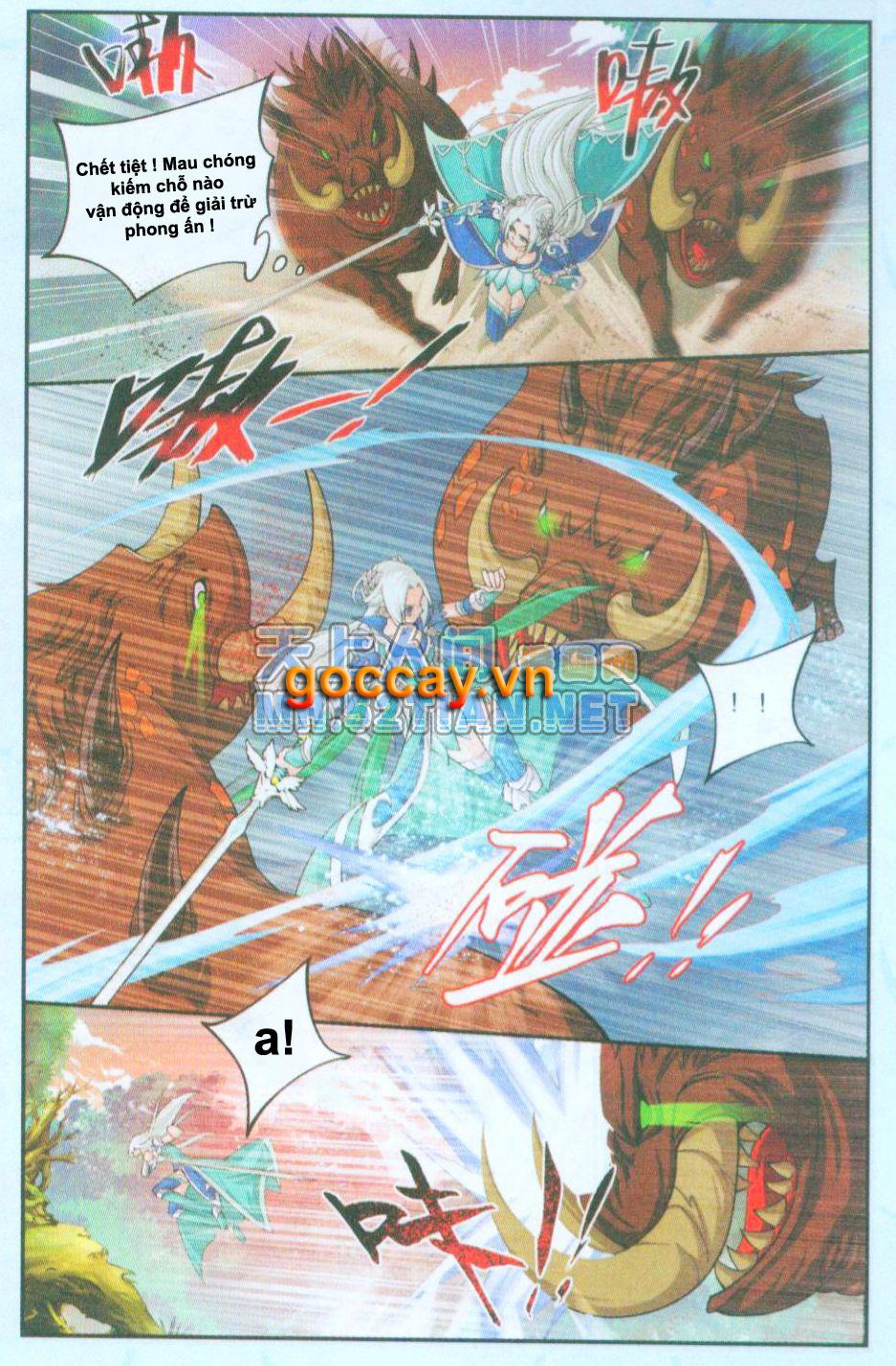 Đấu Phá Thương Khung chap 27 page 13 - IZTruyenTranh.com