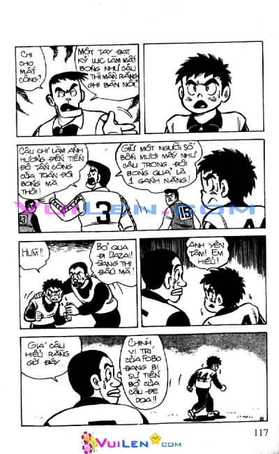 Jindodinho - Đường Dẫn Đến Khung Thành III  Tập 12 page 117 Congtruyen24h