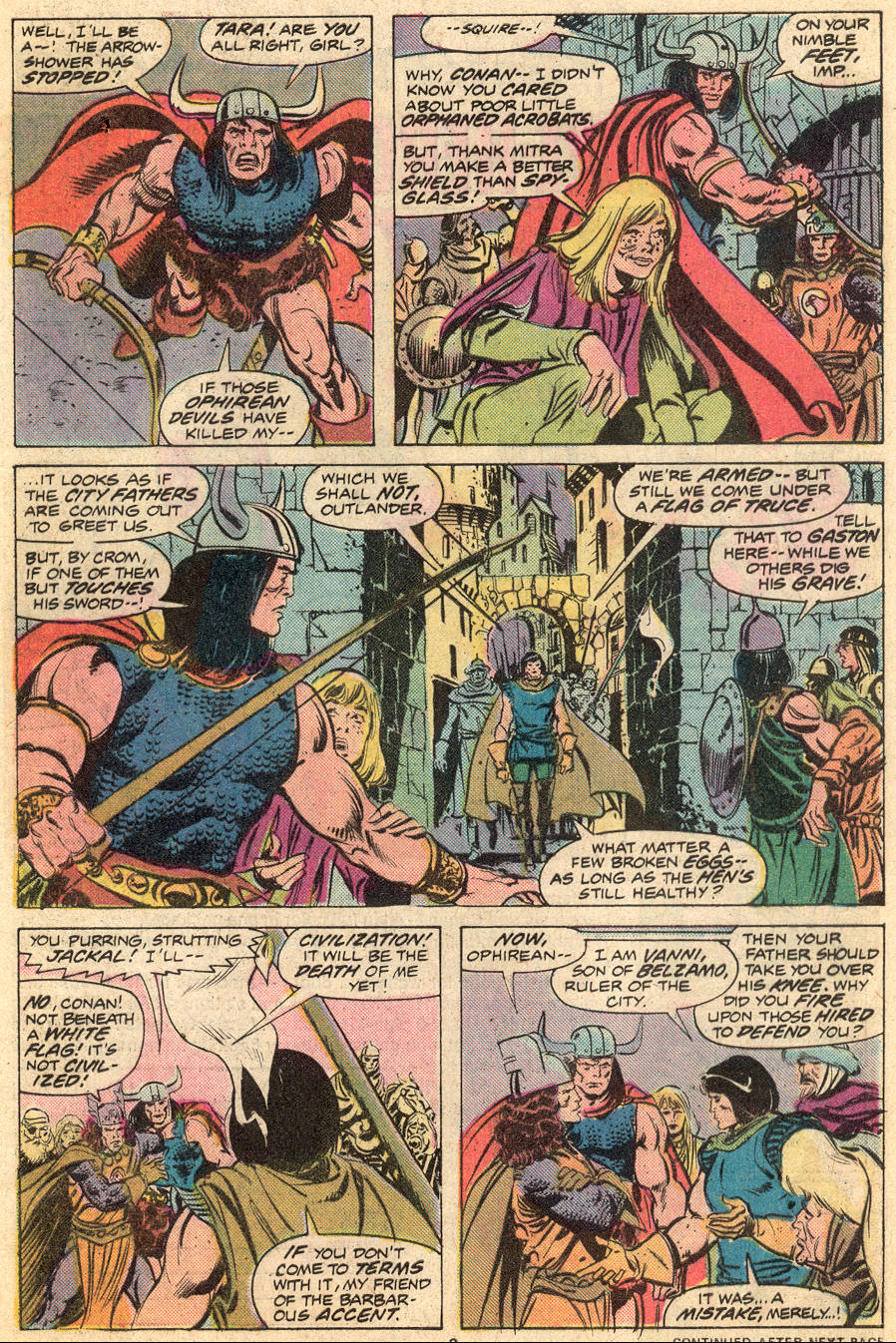 Conan the Barbarian (1970) Issue #53 #65 - English 4