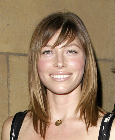 Shoulder Length Medium Layered Hairstyles 2010