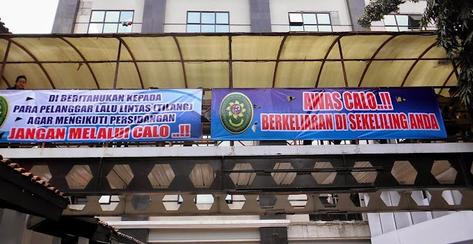KPN Tangerang Diminta Tetapkan Jadwal Sidang Tilang