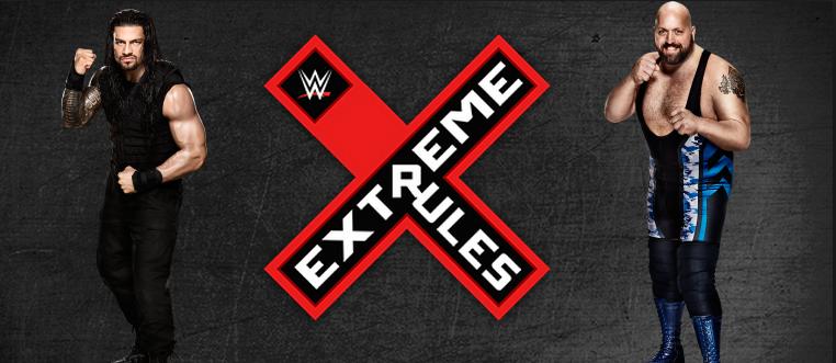 el gigante de gigantes big show hace parecencia en el evento extremo para enfrentar a Roman Reigns