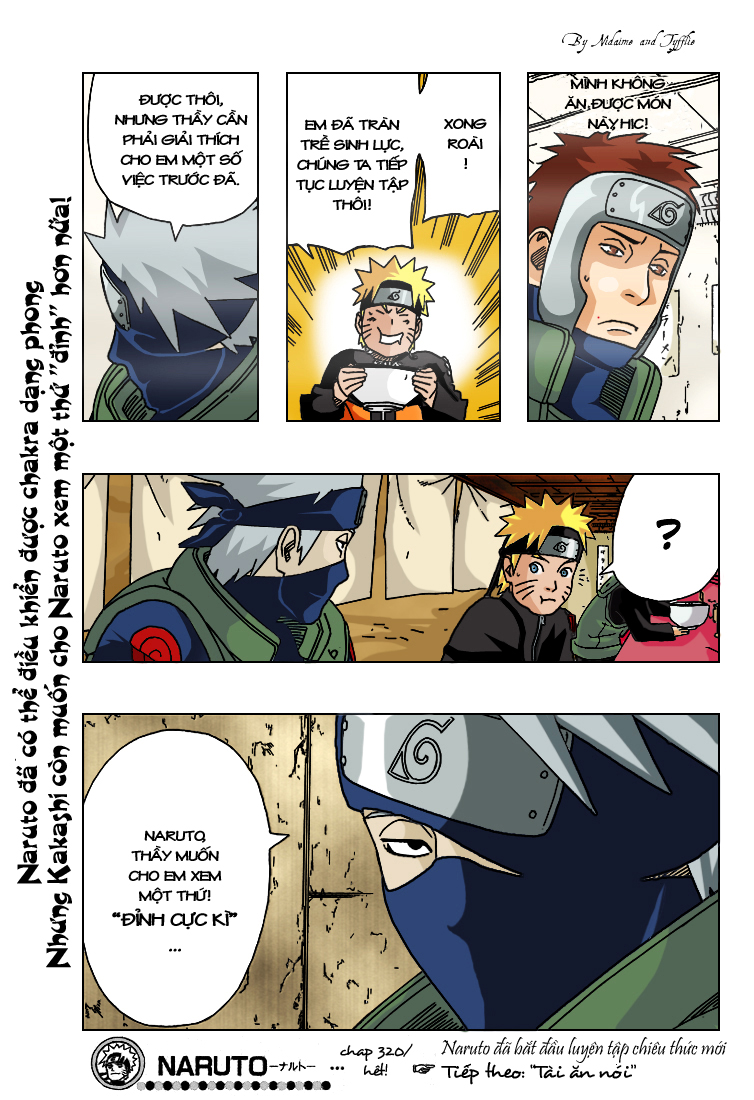 Naruto chap 320.Color Trang 17 - Mangak.info