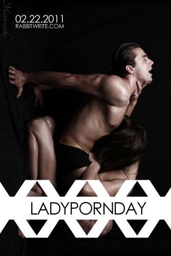 lady porn day