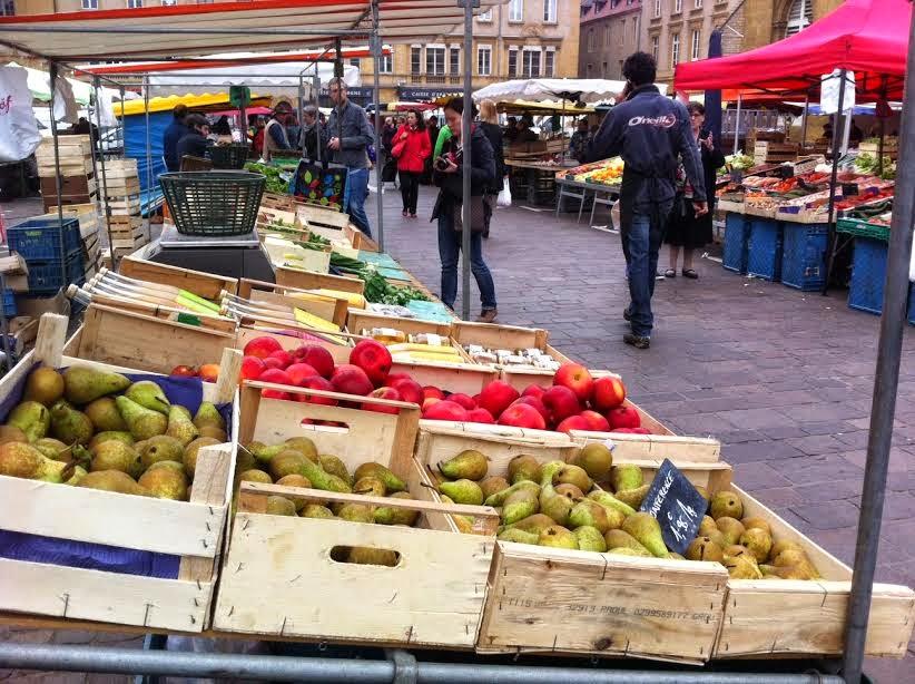 Metz Farmer's Market