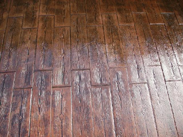 Hormi losa hormig n impreso - Pavimentos rusticos para interiores ...