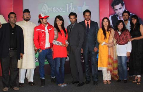 Zee TVs daily soap Qubool Hai Completed 200 Episode