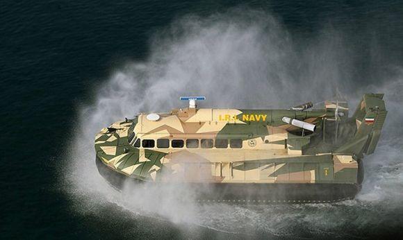 Hovercraft Tondar/Thunder