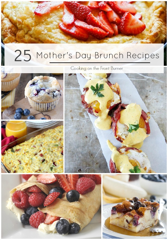 Brunch Recipes for special occasions