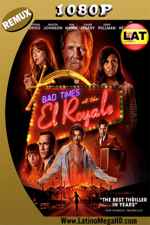 Malos Momentos En El Hotel Royale (2018) Latino HD BDREMUX 1080P ()