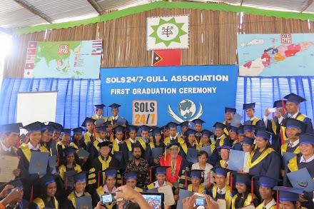 2013 东帝汶毕业礼 Timor Leste