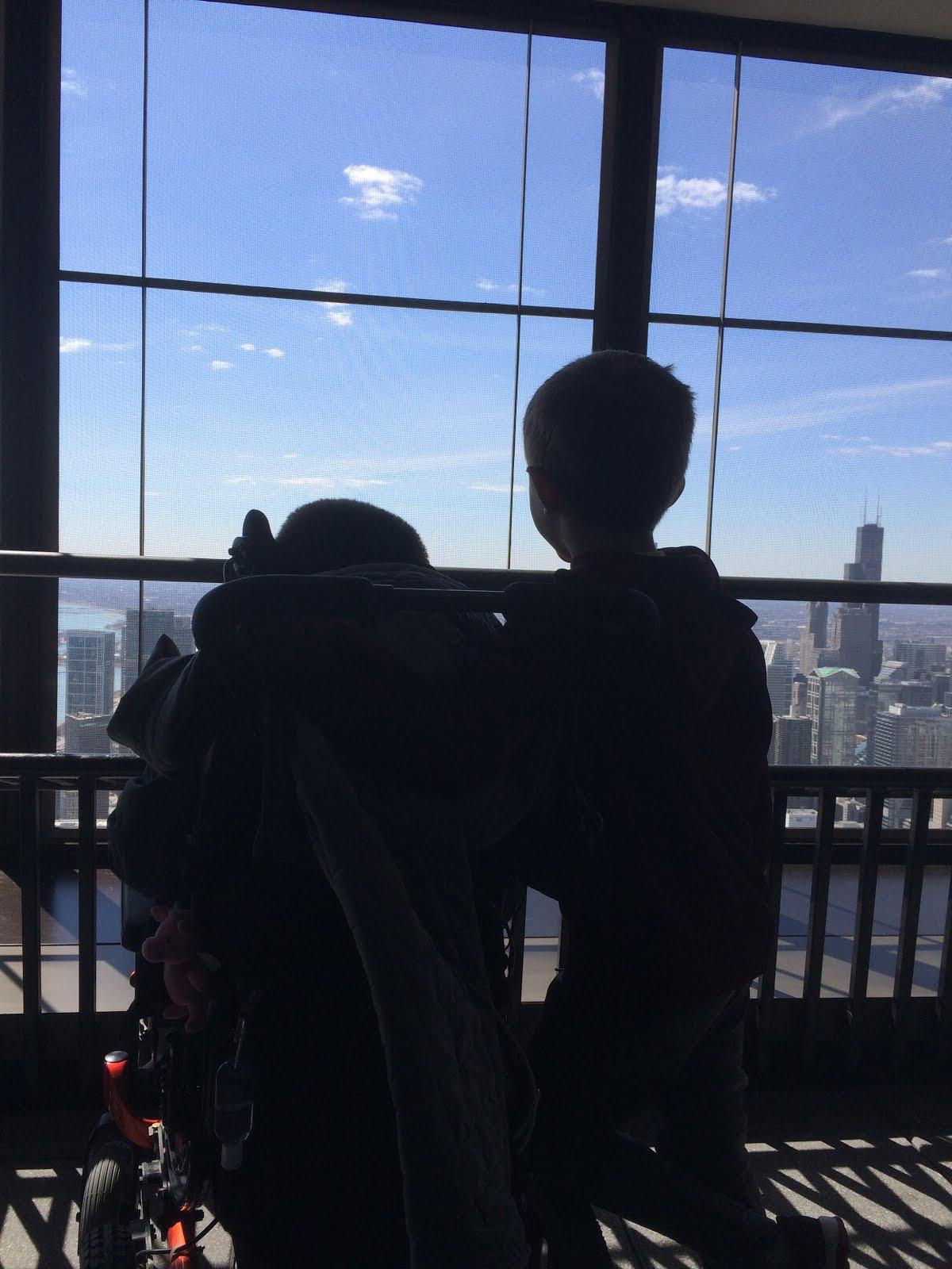 Ryan and Dermot