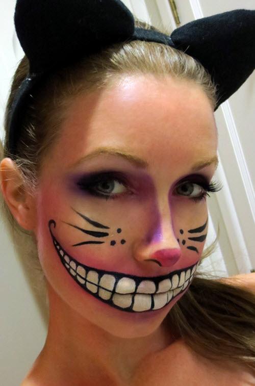 Ideas para Halloween: Disfraz de Cheshire