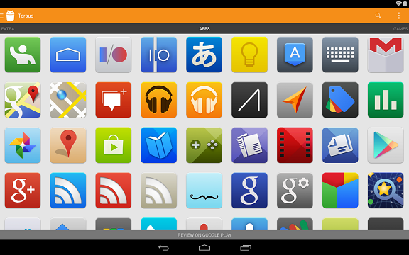 TERSUS 2.0 - Icon Pack full apk