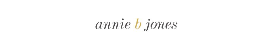 ANNIE B. JONES