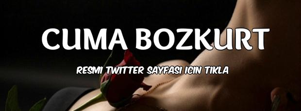 Cuma Bozkurt Resmi Twitter Sayfası